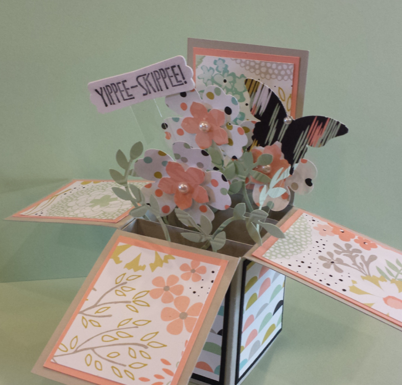 Fabelhaft An Instant WOW! Card in a Box Tutorial &RV_89